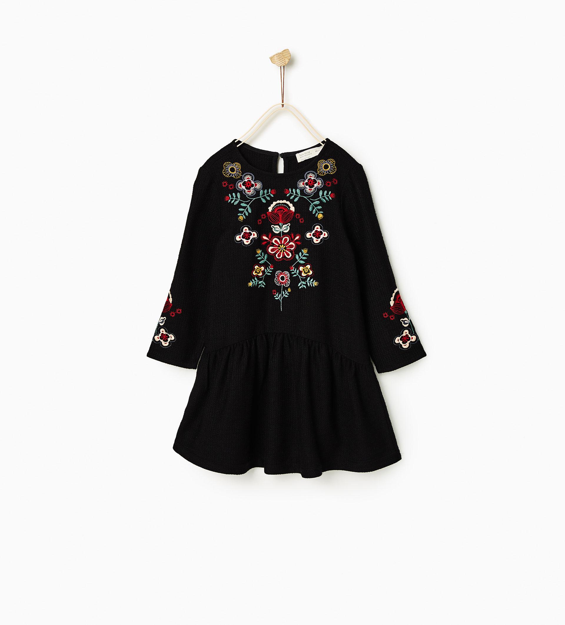 Sayuri Villalba - Zara Kids Embroidery Flowers1
